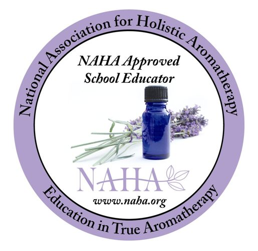 NAHA - National Association for Holistic Aromatheraphy