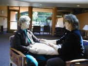 'M' Technique® in UK Hospices