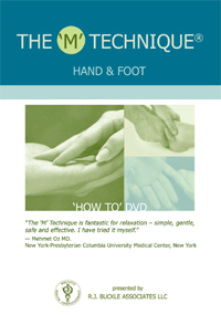 The M Technique Hand and Foot DVD cover