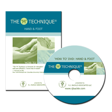 Hand and Foot 'M' Technique DVD