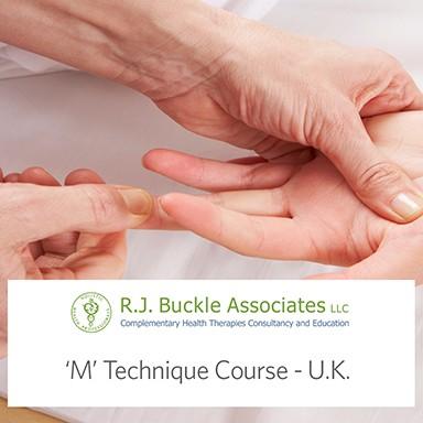 'M' Technique Course JUL 2016-Wilts, UK